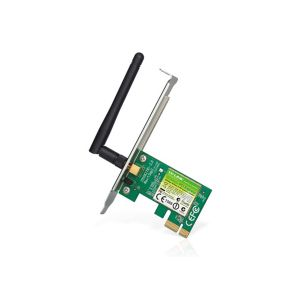 Adaptador Inalámbrico PCI Express N 150Mbps TL-WN781ND Tp-Link